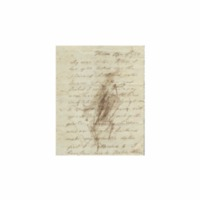 Wilcox, Lucy E. (Hart) - Letters to Lucy Eliza Hart Wilcox at Waioli - Ives, Mary A. (Koloa) ~ April 4, 1850