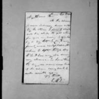 Whitney, Samuel - Missionary Letters - 1830-1832 - to Depository