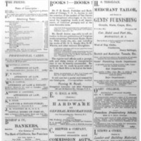 The Friend - 1885.09 - Newspaper