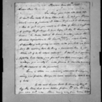 Whitney, Samuel - Missionary Letters - 1833-1834 - to Depository