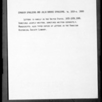 Spaulding, Ephraim_0004_1832-1888_and Brooks, Julia to missionary wives and U.S. family.pdf