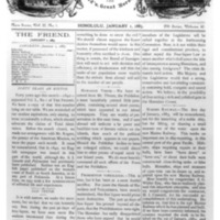 The Friend - 1883.01.01 - Newspaper