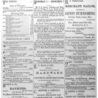 The Friend - 1885.10 - Newspaper