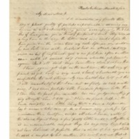Wilcox, Lucy E. (Hart) - Letters to Lucy Eliza Hart Wilcox at Waioli - Pogue, Maria W. (Kealakekua) ~ March 2, 1850