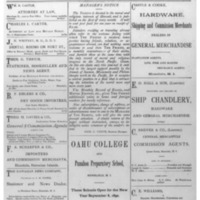 The Friend - 1890.10 - Newspaper