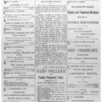 The Friend - 1890.01 - Newspaper