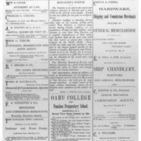 The Friend - 1890.05 - Newspaper