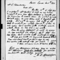 Alexander, William Patterson - Missionary Letters - 1837-1839 - To Chamberlain, Castle, and Brethren from Waioli, Kauai