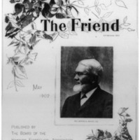 The Friend - 1902.05 - Newspaper