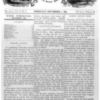 The Friend - 1883.09.01 - Newspaper