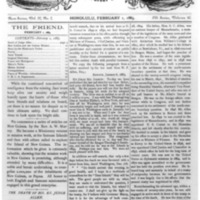 The Friend - 1883.02.01 - Newspaper
