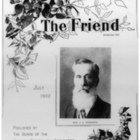 The Friend - 1902.07 - Newspaper