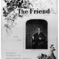 The Friend - 1902.04 - Newspaper