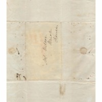 Wilcox, Lucy E. (Hart) - Letters to Lucy Eliza Hart Wilcox at Waioli - Armstrong, Richard (Honolulu) ~ April 2, 1850