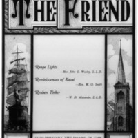 The Friend - 1907.10 - Newspaper