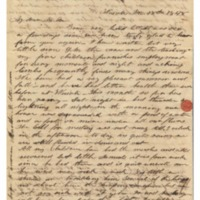 Wilcox, Abner and Lucy E. (Hart) - Letters written to Maria Patton Chamberlain - 1848.12.18 - Wilcox, Lucy (Waioli)