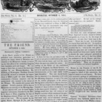 The Friend - 1864.10.01 - Newspaper