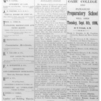 The Friend - 1896.08 - Newspaper
