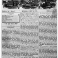 The Friend - 1860.08.01 - Newspaper