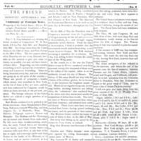 The Friend - 1848.09.01 - Newspaper