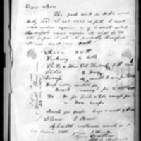 Andrews, Seth - Missionary Letters - 1846-1848 - To Castle, Hall, Thurston from Kailua and Lahaina