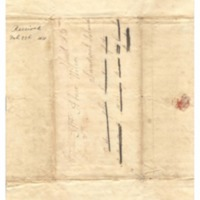 Wilcox, Abner and Lucy E. (Hart) - Letters from Family & Friends - Wilcox, Elias (Harwinton, Conn) to Wilcox, Abner (Sandwich Islands) ~ May 14, 1837