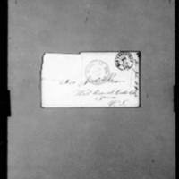 Paris, John - Missionary Letters - 1865-1865 - from Paris Mary Carpenter to Mrs. Bean