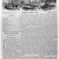 The Friend - 1868.10.01 - Newspaper