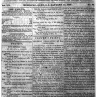 The Friend - 1845.01.15 - Newspaper