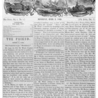 The Friend - 1860.04.02 - Newspaper
