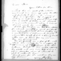 Andrews, Seth - Missionary Letters - 1841-1843 - To Chamberlain, Castle, Hall
