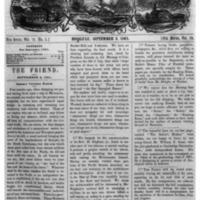 The Friend - 1861.09.02 - Newspaper