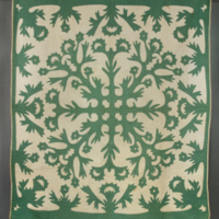 HMH Material Culture Collection - Hawaiian Quilt - 84.4.2.NM