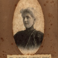Cooke, Amos - HMCS Family Photo Collection - Box 0007A - Image 0003A