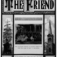 The Friend - 1903.07 - Newspaper