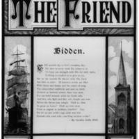 The Friend - 1903.09 - Newspaper