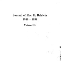 Baldwin, Dwight_1848-1858_Journal_v. 3_Typescript.pdf