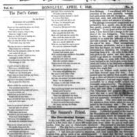 The Friend - 1848.04.01 - Newspaper