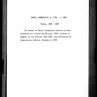 Chamberlain, Daniel_0001_1819-1823_Letters.pdf