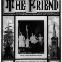 The Friend - 1907.06 - Newspaper