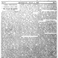The Friend - 1848.07.01 - Newspaper