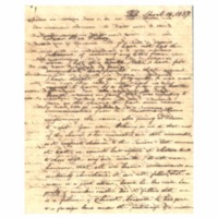 Wilcox, Abner - Letters from Mission Brethren (and others) - Lyman, David B. - 1837.04.14 - Hilo