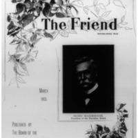 The Friend - 1903.03 - Newspaper