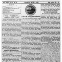 The Friend - 1852.06.04 - Newspaper