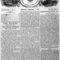 The Friend - 1878.02.01 - Newspaper