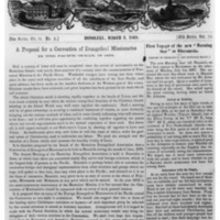 The Friend - 1868.03.02 - Newspaper