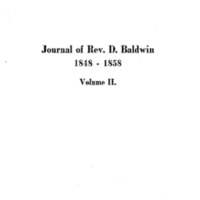 Baldwin, Dwight_1848-1858_Journal_v. 2_Typescript.pdf