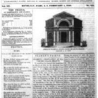 The Friend - 1845.02.01 - Newspaper
