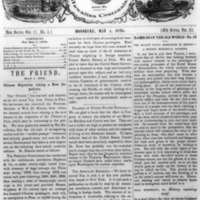 The Friend - 1878.05.01 - Newspaper