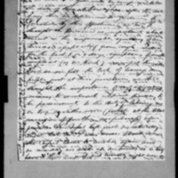 Forbes, Cochran - Missionary Letters - 1833-1847 - to Lyons, Lorenzo